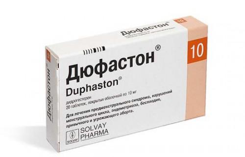 Дюфастон при кисте яичника: как применять препарат