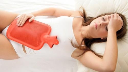 Болевой синдром при менструации