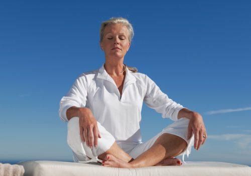 Медитация при климаксе