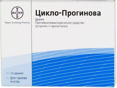 Цикло-Прогинова