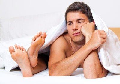 Нехватка тестостерона