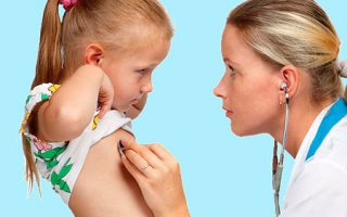 Детская мастопатия