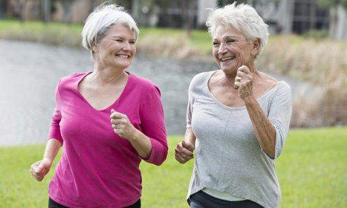 Физические упражнения при климаксе