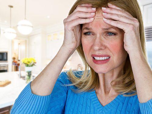 Головные боли при климаксе