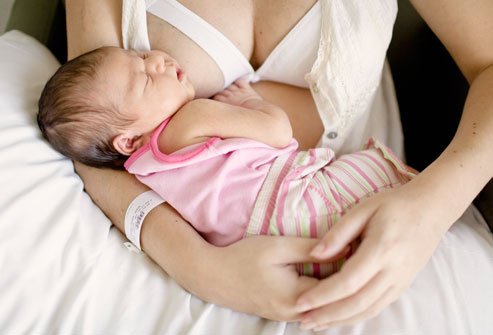Кормление грудью