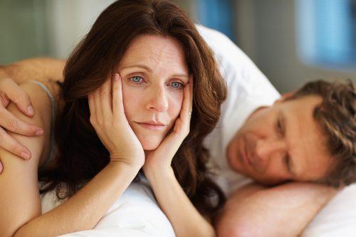 Симптом менопаузы