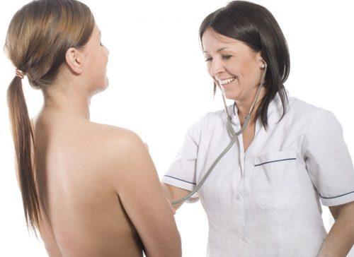 Консультация у маммолога