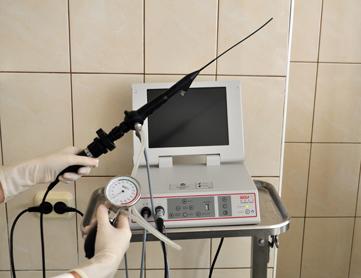 Диагностическая гистероскопия