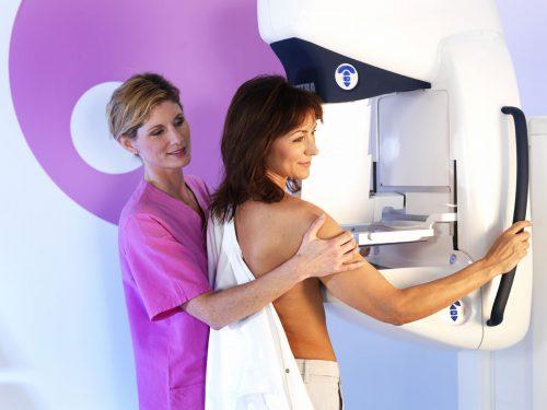 Маммографическое исследование