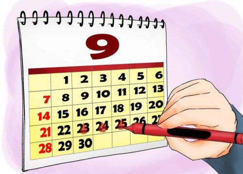 Месячние в 11 лет:  менструальний цикл, особенности первой менструации