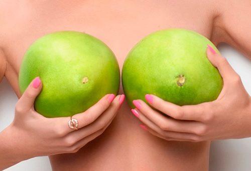 Рост груди у девочки