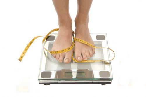 Колебания веса
