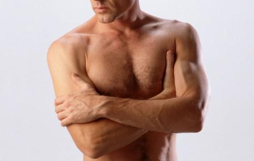 У мужчин, как и женщин, может начаться воспаление молочных желез - мастит