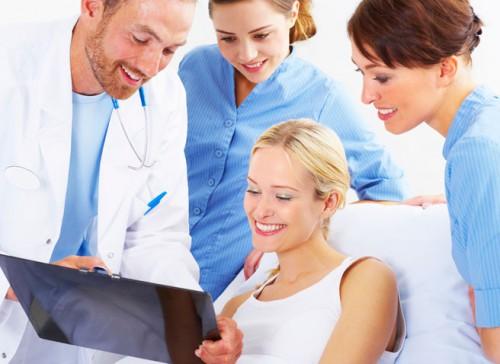 Пациент и врачи