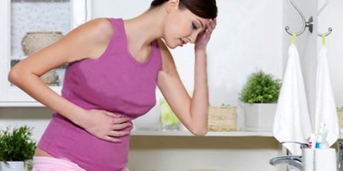 Недомогание у беременной