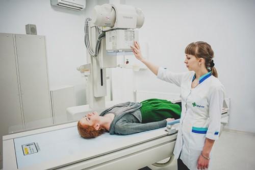 Рентген малого таза
