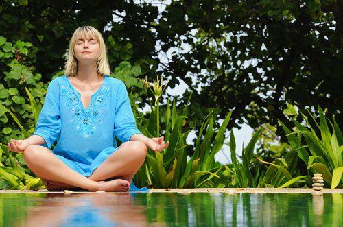 Йога против мастопатии