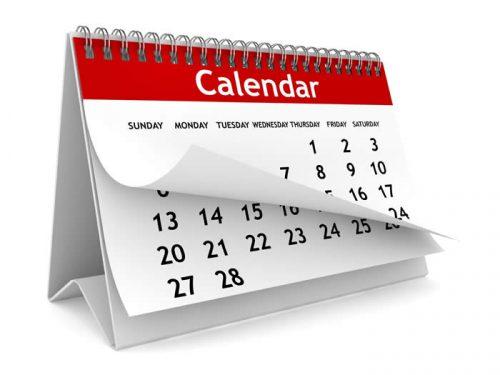 Годовой календарь