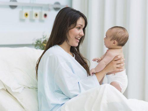 Месячные после родов