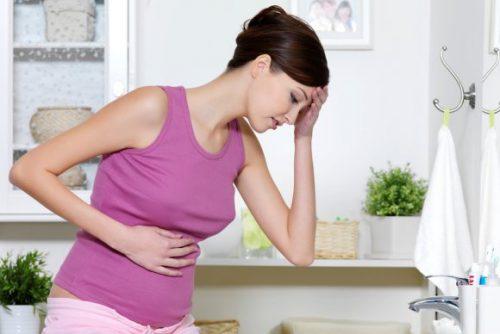 Месячные и беременность