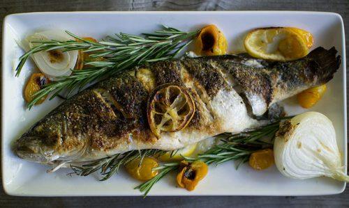 Рыба готовая